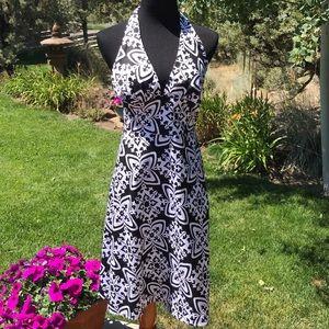 Eva Franco halter dress